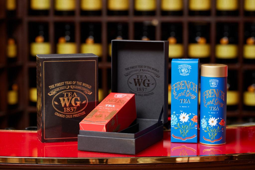 Tea WG賀禮慶牛年– Luxer